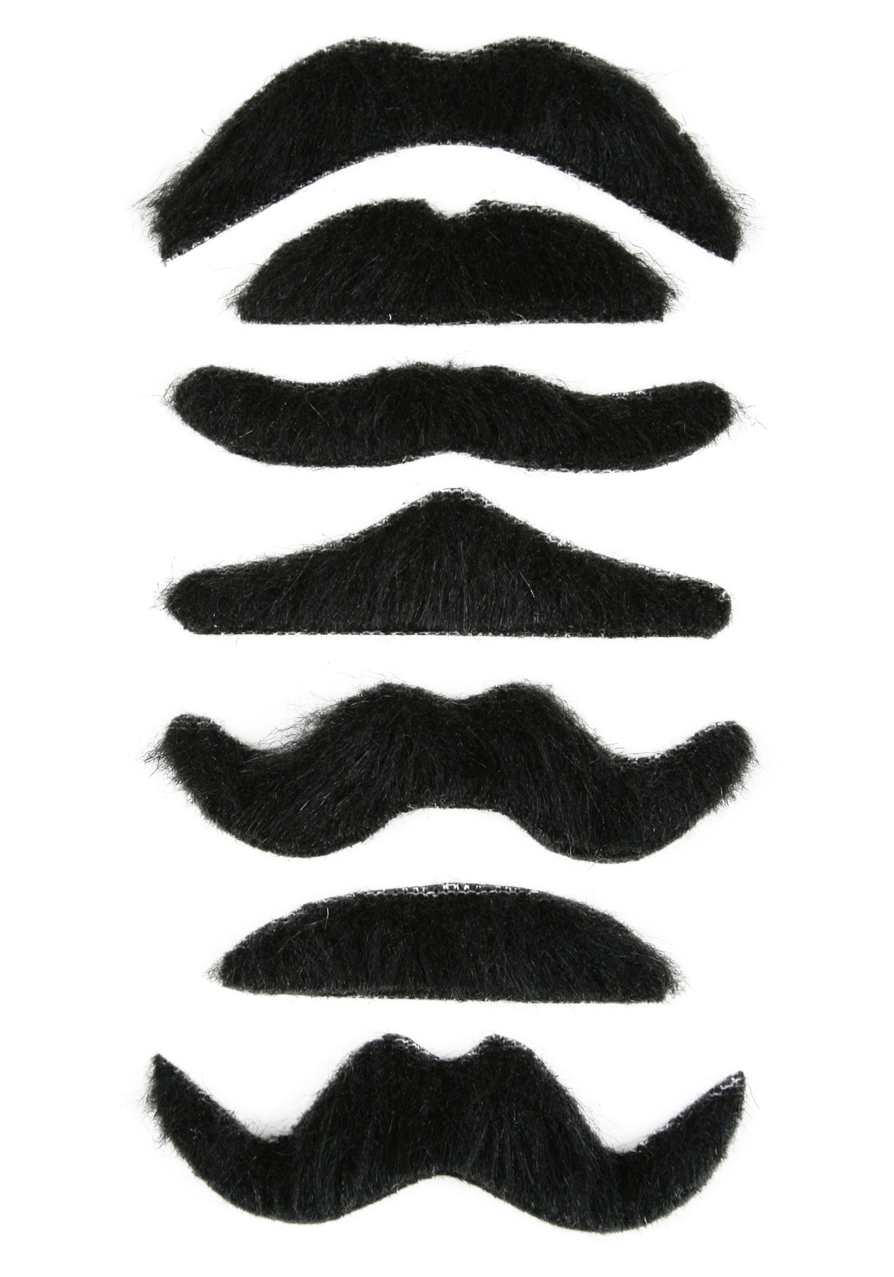 sc 1 st  Halloween Costumes & Mustache Multi Pack