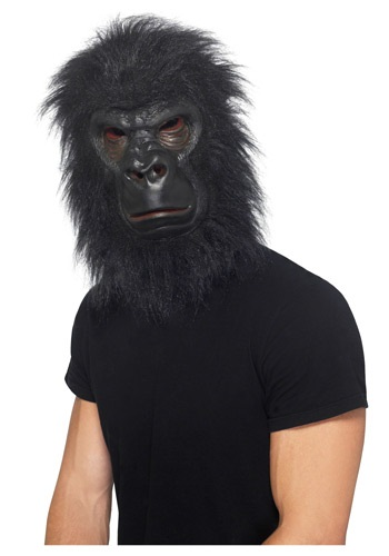 Click Here to buy Gorilla Mask from HalloweenCostumes, CDN Funds