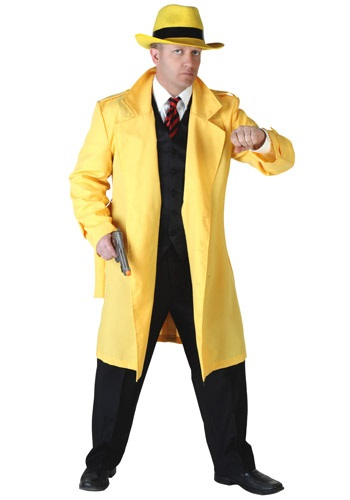 Yellow Jacket Detective Costume By: Fun Costumes for the 2015 Costume season.