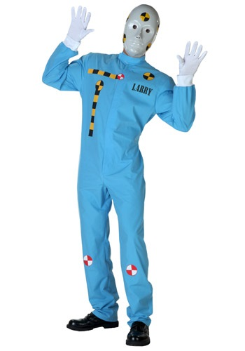 INOpets.com Anything for Pets Parents & Their Pets Crash Test Dummy Costume