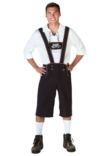Plus Size Lederhosen By: Fun Costumes for the 2015 Costume season.