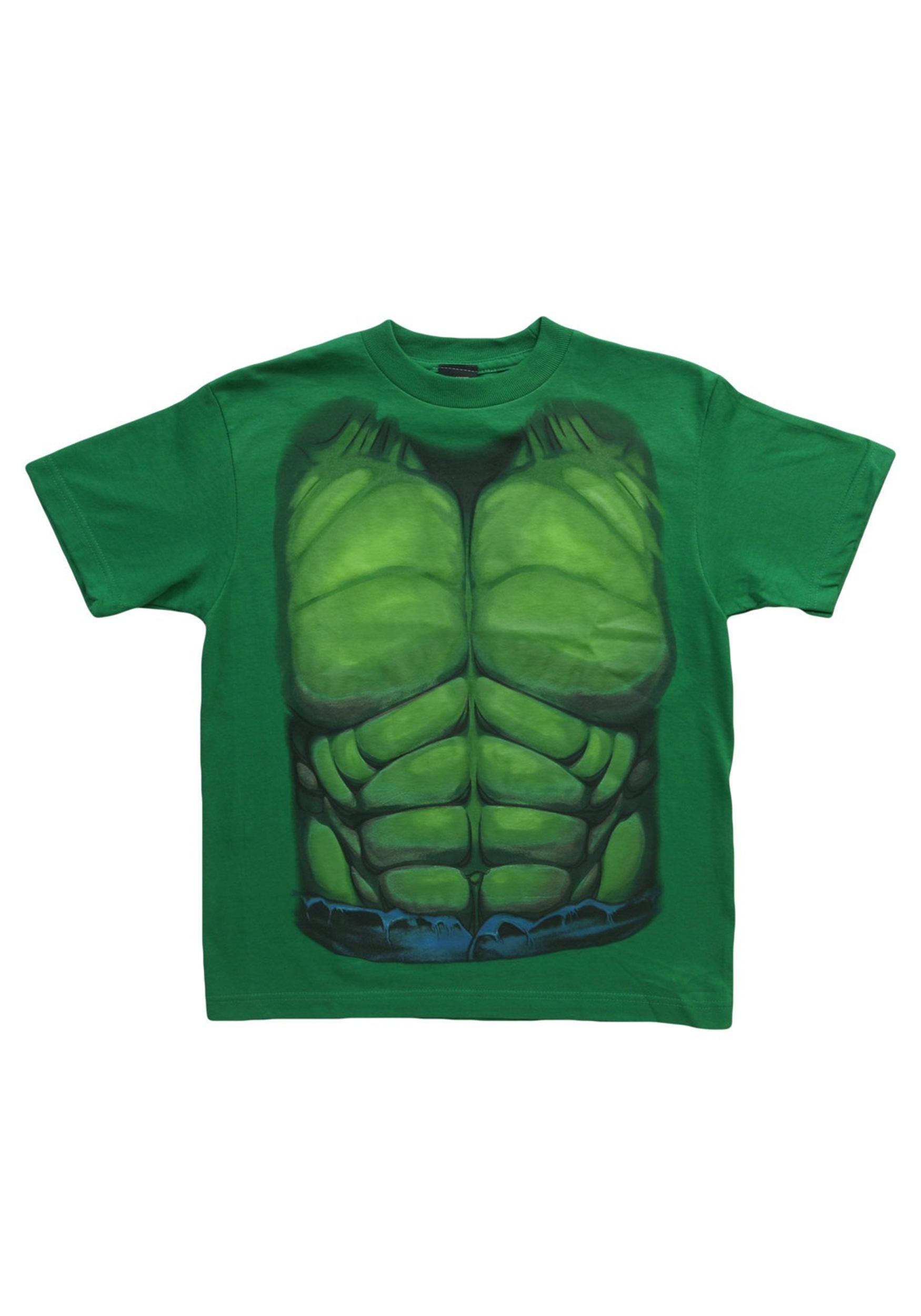 Hulk Smash T Shirt Kids