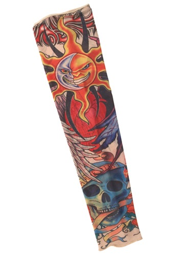 Tattoo Sleeve By: California Costume Collection for the 2015 Costume season.