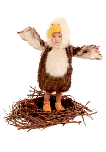 Click Here to buy Toddler Bald Eagle Costume from HalloweenCostumes, USA Funds & Shipping
