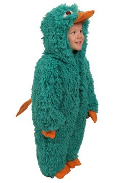 Parker the Platypus Costume