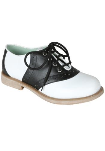 Adult Saddle Shoes