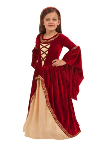 Click Here to buy Alessandra the Crimson Princess Costume from HalloweenCostumes, USA Funds & Shipping