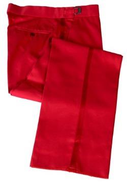 Red Tuxedo Pants