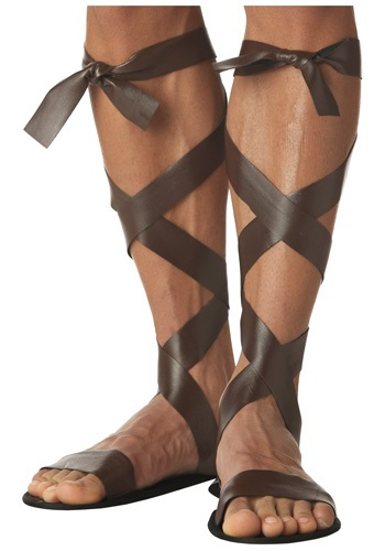 Adult Roman Sandals By: California Costume Collection for the 2015 Costume season.