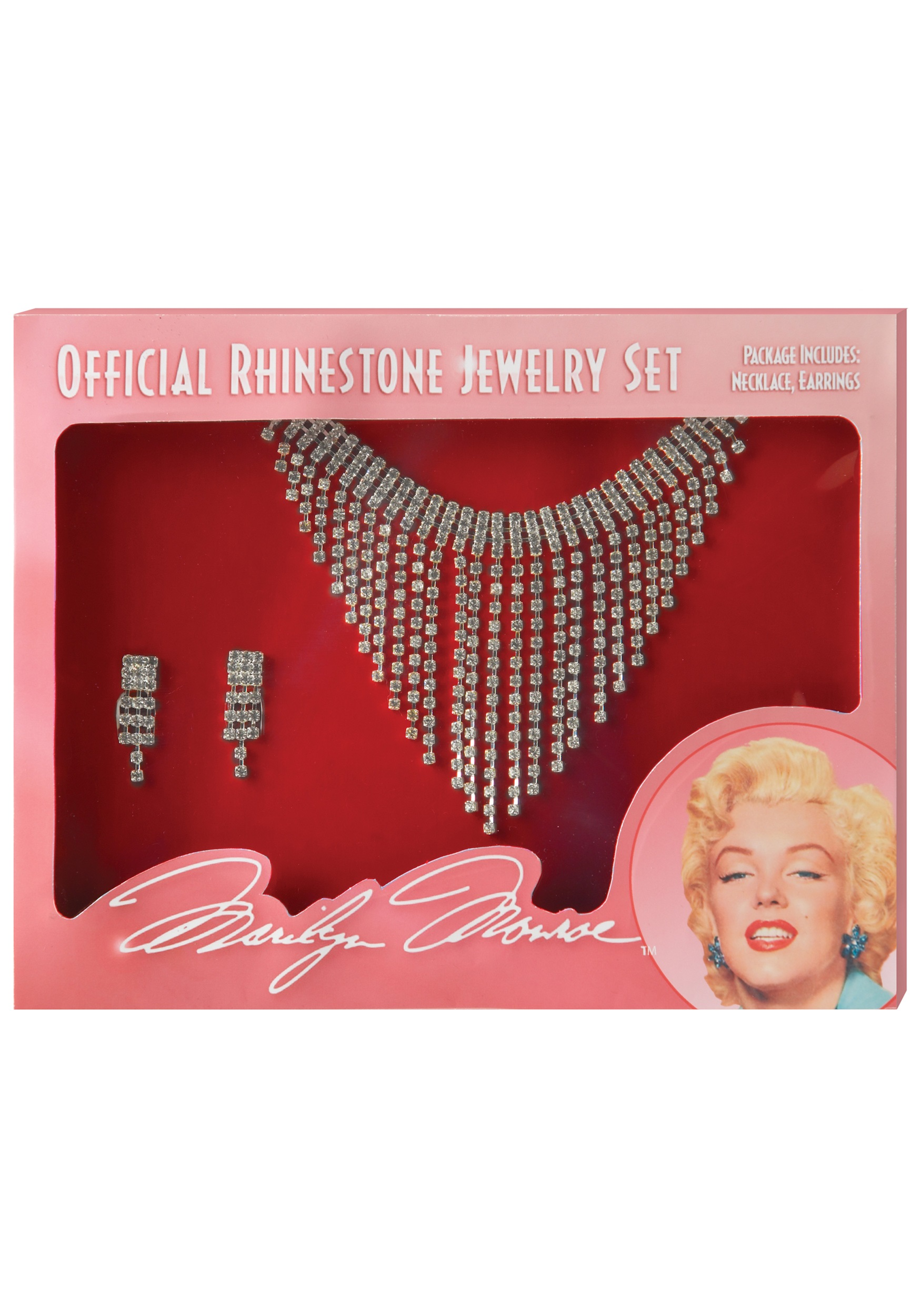 Fancy Dress Pearl Necklace Hollywood Choker Marylin Luxury Look Costume Jewel