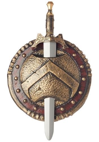 Spartan Shield and Sword
