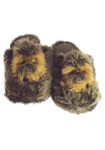 Chewbacca Slippers By: Comic Images for the 2015 Costume season.