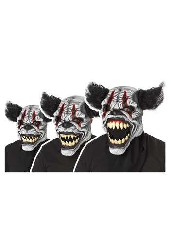 Last Laugh Clown Mask