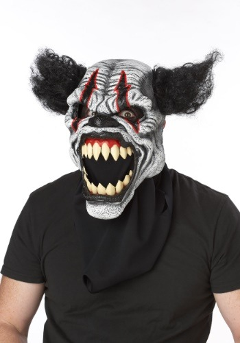 Click Here to buy Last Laugh Clown Mask from HalloweenCostumes, CDN Funds