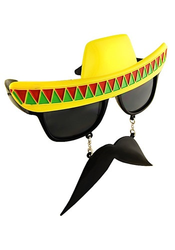 Fiesta Sunglasses By: Hip Hop Wholesale for the 2015 Costume season.