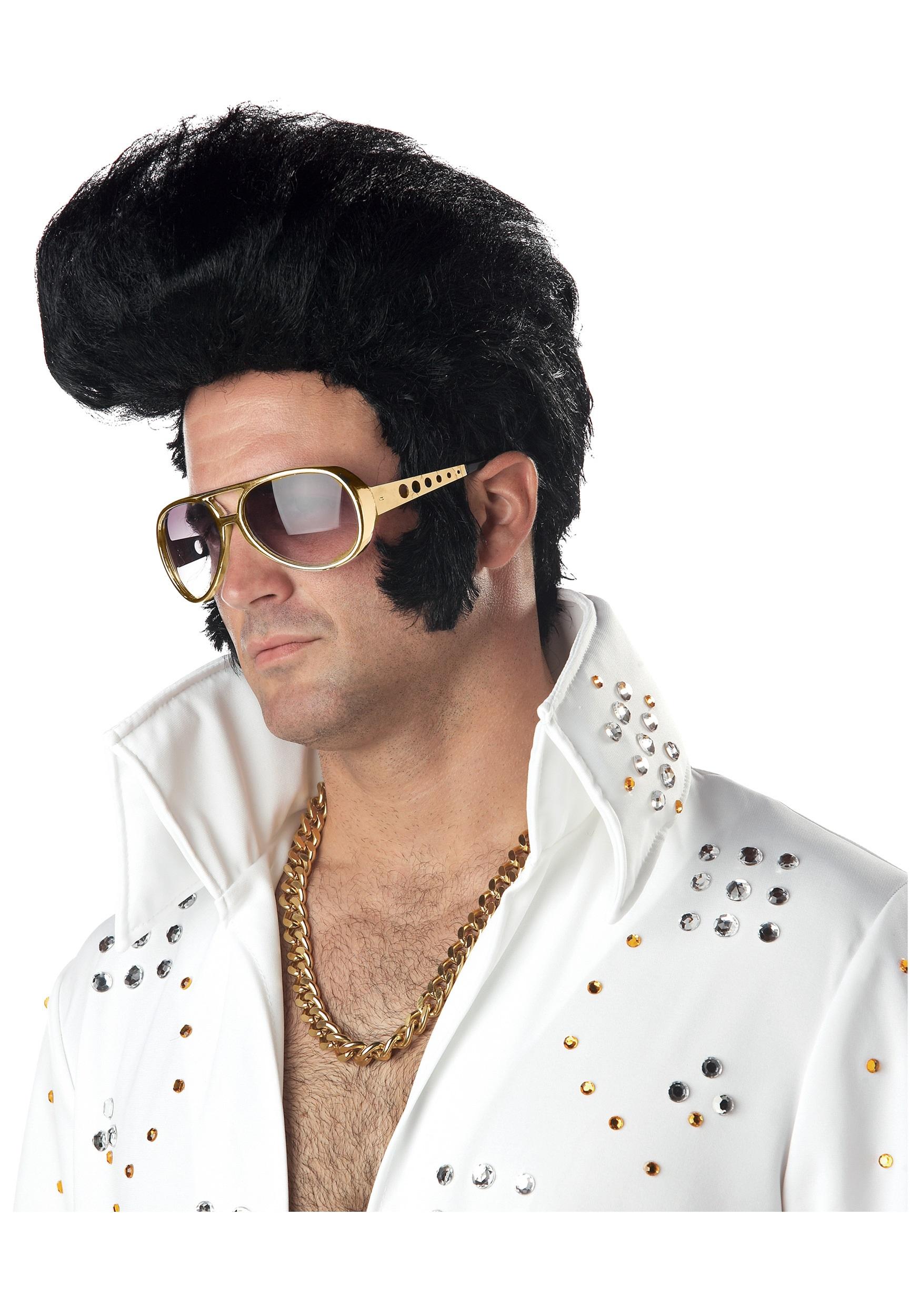sc 1 st  Halloween Costumes & Rock Legend Costume Wig