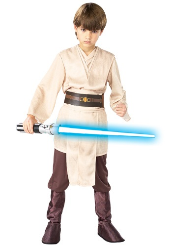 Deluxe Child Jedi Costume By: Rubies Costume Co. Inc for the 2015 Costume season.