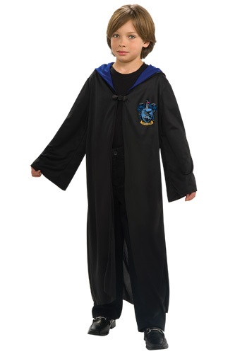 Child Ravenclaw Robe By: Rubies Costume Co. Inc for the 2015 Costume season.