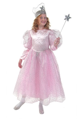 Tween/Teen Pink Witch Costume