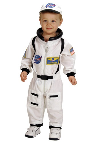 Click Here to buy Toddler Astronaut Costume from HalloweenCostumes, USA Funds & Shipping