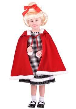 Toddler Christmas Girl Costume