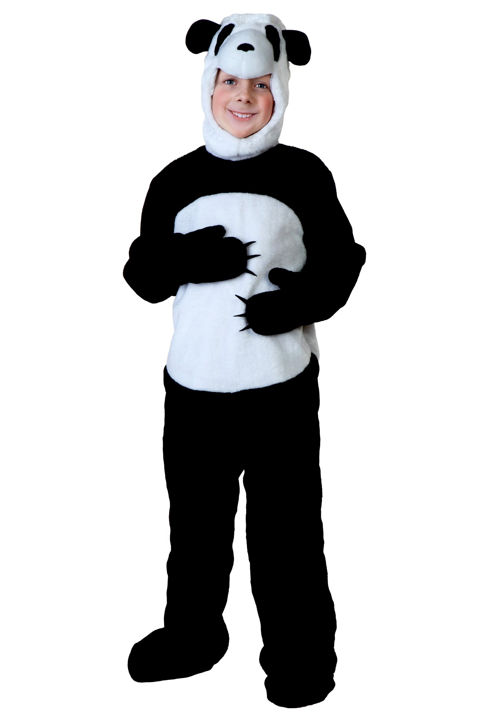 sc 1 st  Halloween Costumes & Child Panda Costume