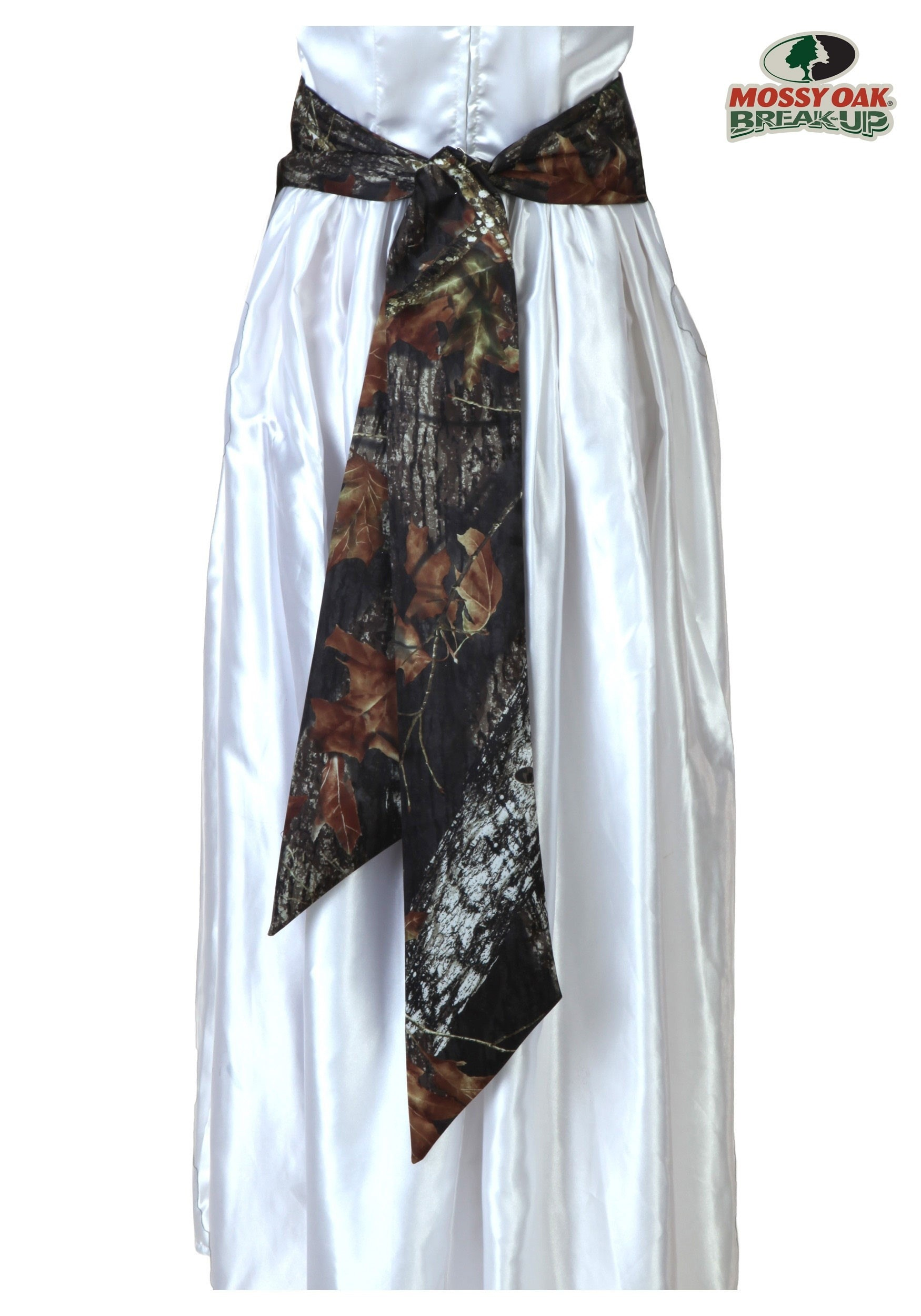 Mossy Oak Camo Bridal Sash