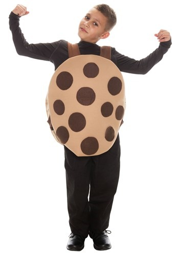 Child Cookie Costume cc