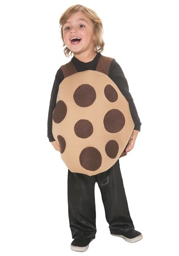Toddler Chocolate Chip Cookie Costume