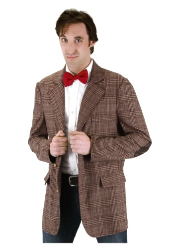 Doctor Who Mens 11th Doctor Jacket