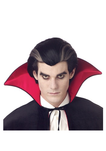 Vampire Wig By: California Costume Collection for the 2015 Costume season.