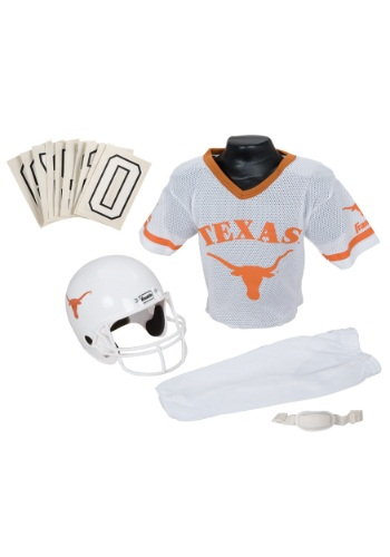 Texas Longhorns Child Uniform By: Franklin Sports for the 2015 Costume season.