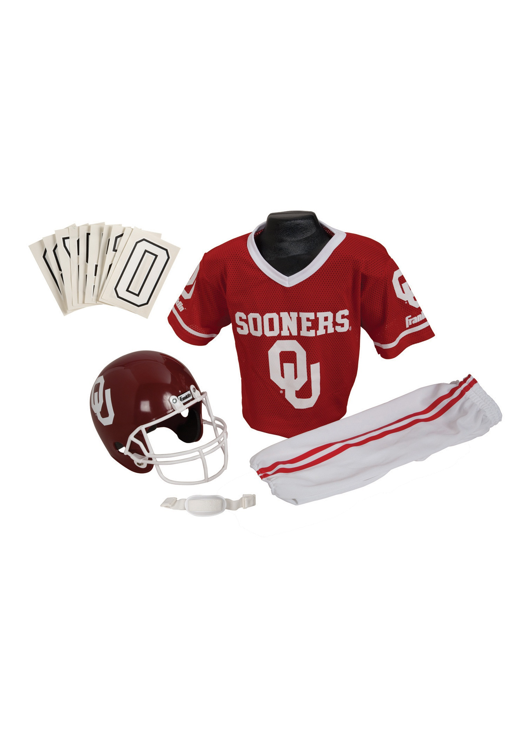san francisco d1da9 533b7 Oklahoma Sooners Child Uniform Costume