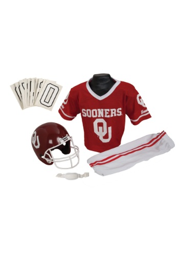 Oklahoma Sooners Child Uniform By: Franklin Sports for the 2015 Costume season.