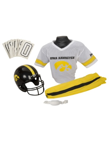 Iowa Hawkeyes Child Uniform By: Franklin Sports for the 2015 Costume season.