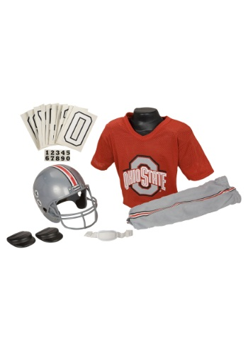 Ohio State Buckeyes Child Uniform By: Franklin Sports for the 2015 Costume season.