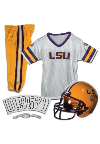 LSU Tigers Child Uniform By: Franklin Sports for the 2015 Costume season.