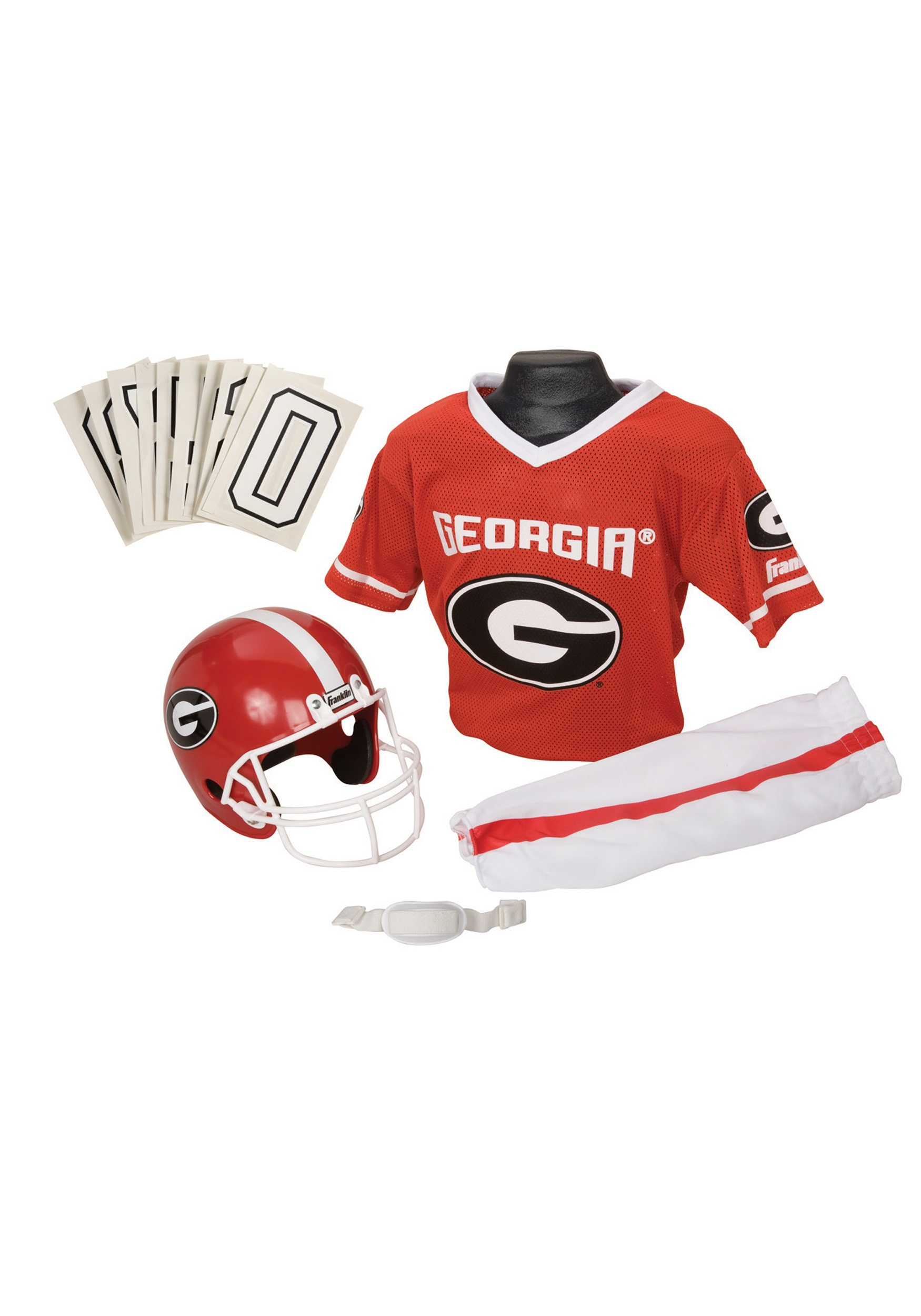 cheap for discount 6797c dadb3 Georgia Bulldogs Child Uniform Costume