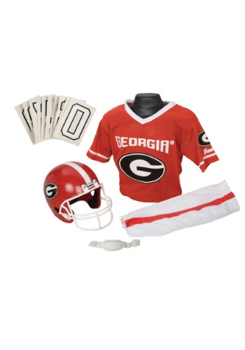 Georgia Bulldogs Child Uniform By: Franklin Sports for the 2015 Costume season.