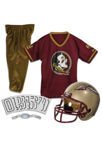 Florida State Seminoles Child Uniform By: Franklin Sports for the 2015 Costume season.