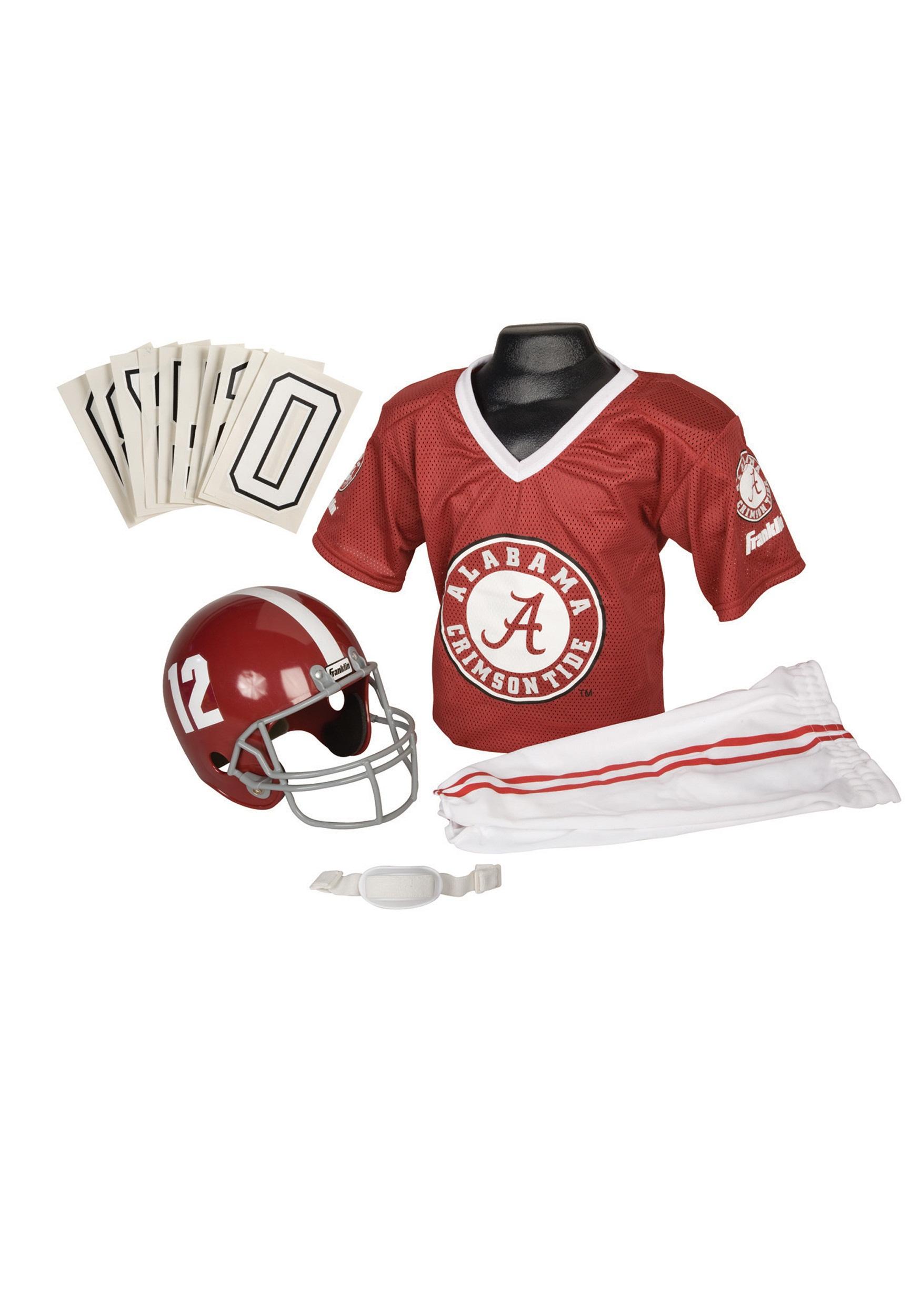 lowest price ee0ee 6c950 Alabama Crimson Tide Child Uniform Costume