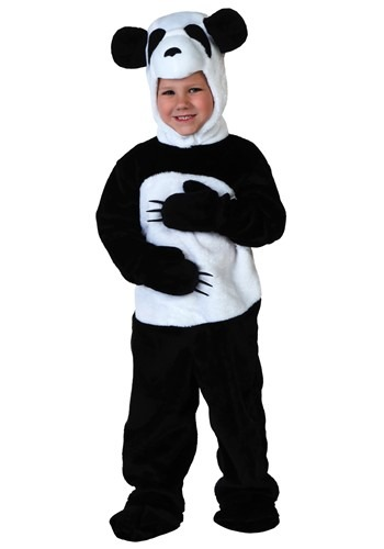 Click Here to buy Panda Toddler Costume from HalloweenCostumes, CDN Funds