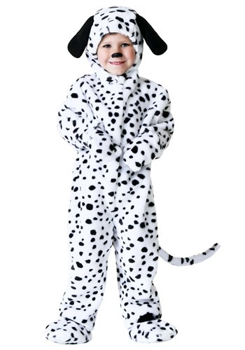 Click Here to buy Toddler Dalmatian Costume from HalloweenCostumes, USA Funds & Shipping