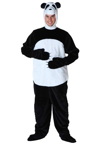 Click Here to buy Mens Panda Costume from HalloweenCostumes, USA Funds & Shipping