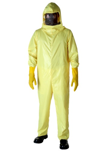 Image of Adult Hazmat Costume