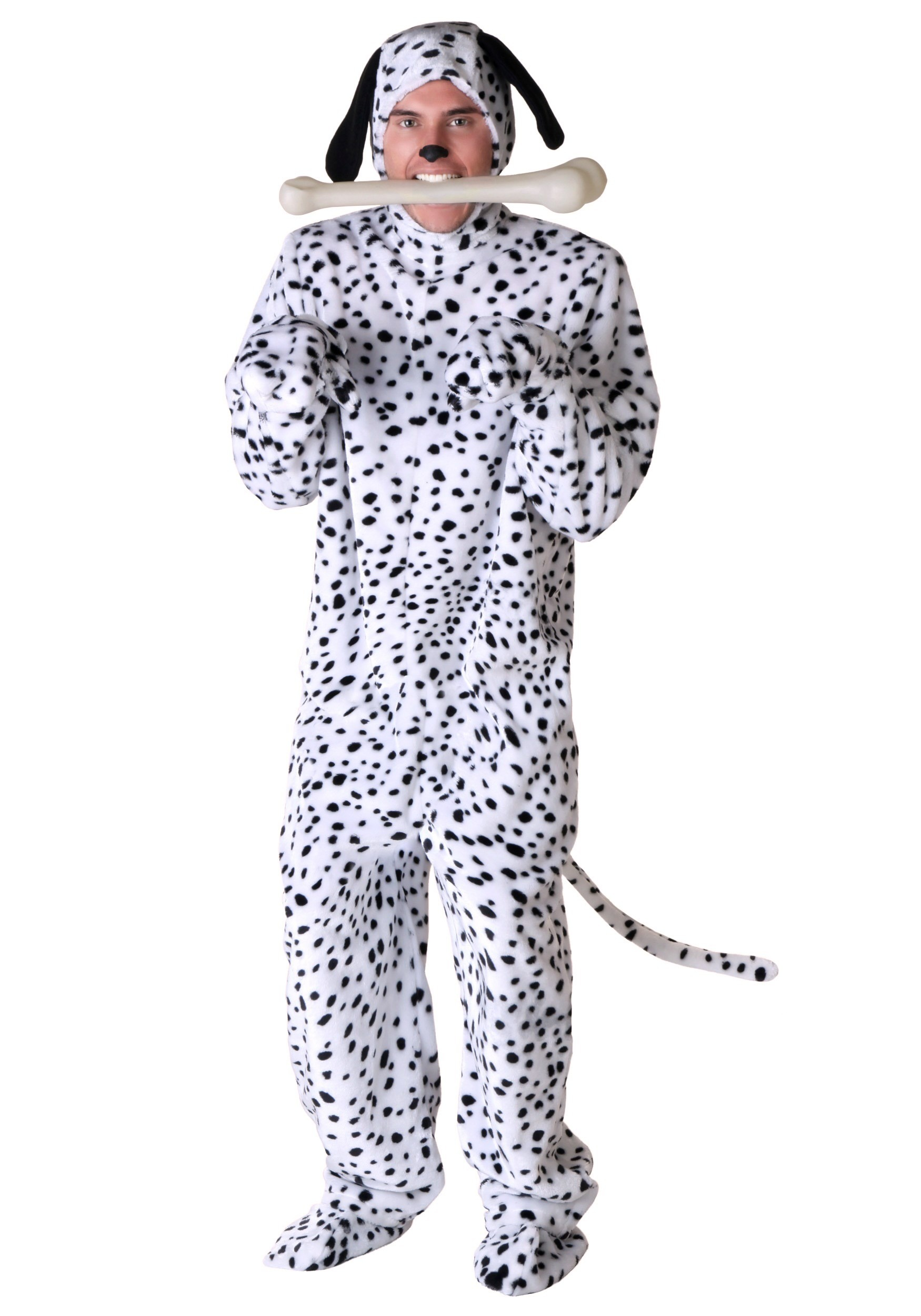Adult Dalmatian Costume  sc 1 st  Halloween Costumes & Dog Costumes For Kids u0026 Adults - HalloweenCostumes.com