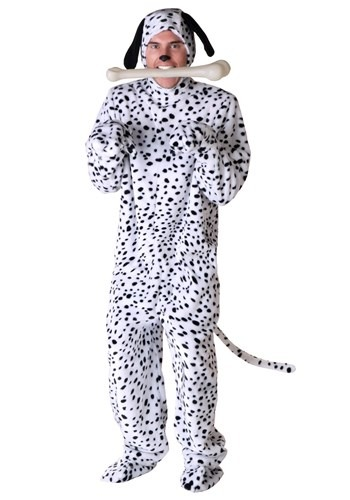Click Here to buy Adult Dalmatian Costume from HalloweenCostumes, USA Funds & Shipping