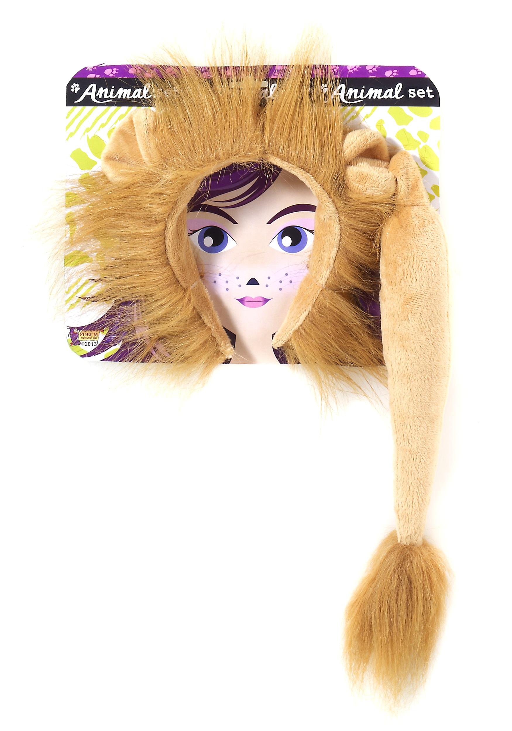 Lion tail costume - photo#6