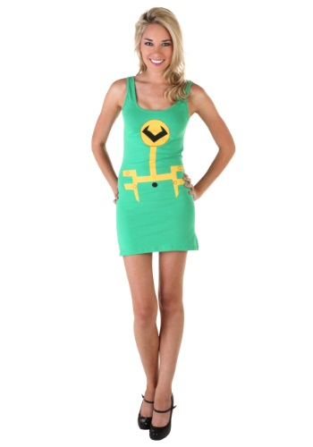 Women's Loki Tunic Tank Dress