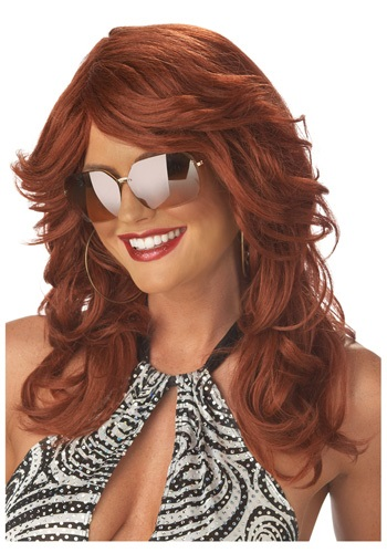 Discorama Mama Wig By: California Costume Collection for the 2015 Costume season.